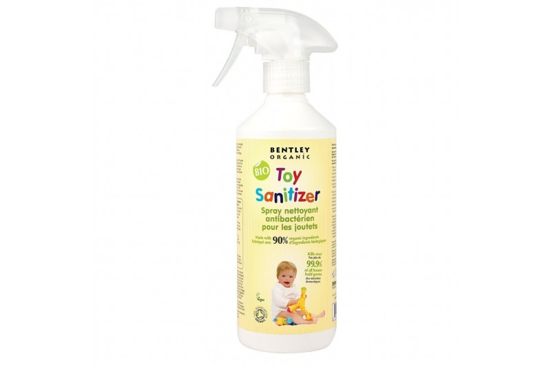 Bentley Organic 有機嬰兒玩具家具清潔劑500毫升