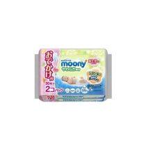 Moony 嬰兒外帶輕型濕紙巾30片 x 2包