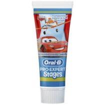 Oral-B 迪士尼反斗車王莓味兒童牙膏75毫升