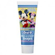Oral-B 迪士尼米奇老鼠莓味兒童牙膏75毫升