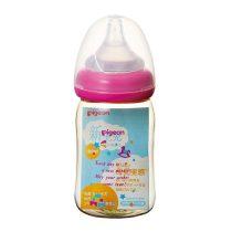 Pigeon 貝親嬰兒PPSU母乳奶瓶160毫升(玩具圖案)