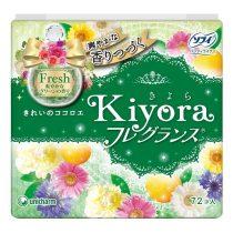 Unicharm Sofy Kiyora Floral (Pure Scented) 72pcs 清新香味