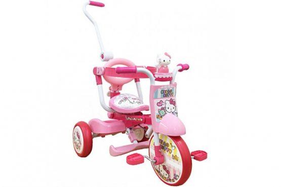 iimo 二代兒童摺疊三輪車 (Hello Kitty)