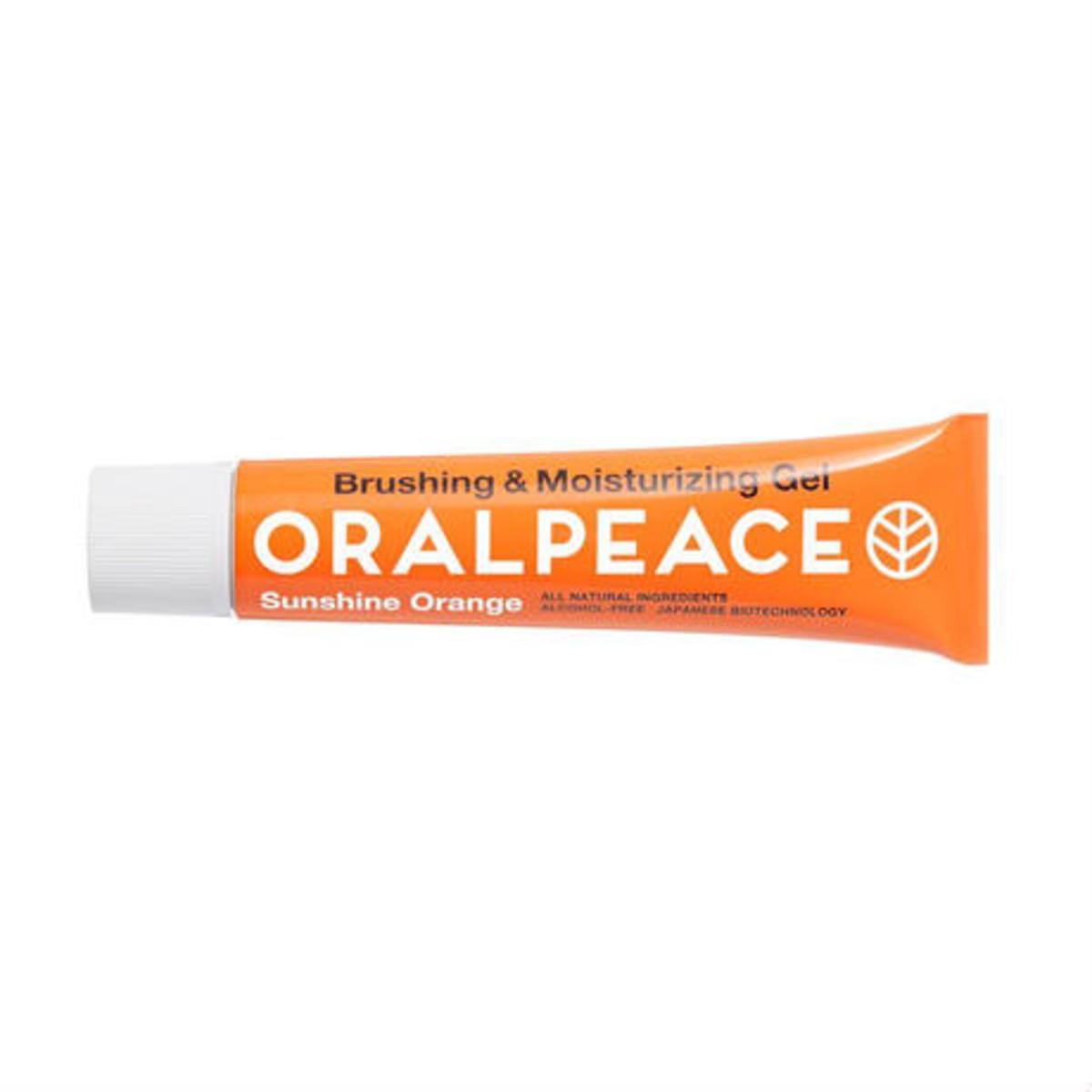 口樂平】低刺激性口腔啫喱牙膏 (橙味) 80g