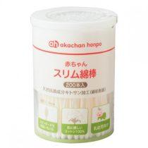Akachan Honpo 阿卡將嬰兒幼細棉花棒200支