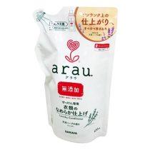 Arau 雅樂寶洗衣液沖洗劑補充裝650毫升