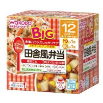 Wakodo Japanese Pilaf with chicken and Simmered Beef & Potatoes 12month