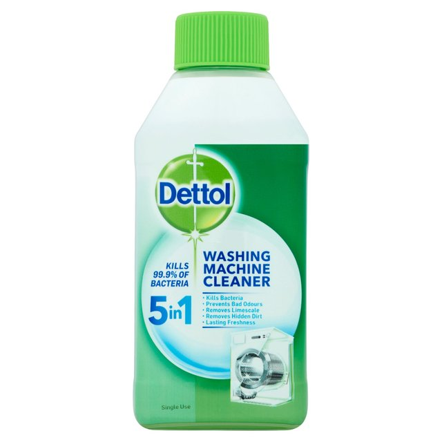 Dettol 洗衣機抗菌清潔劑 (Washing Machine Cleaner)