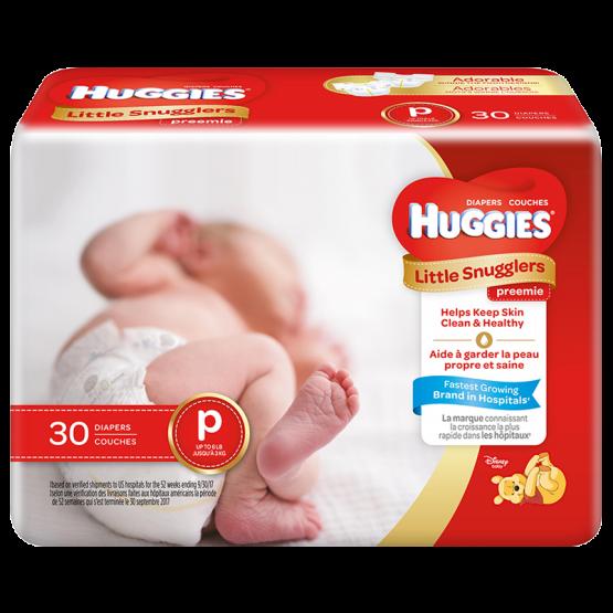 Huggies早產兒尿片-應該全港最細尿片