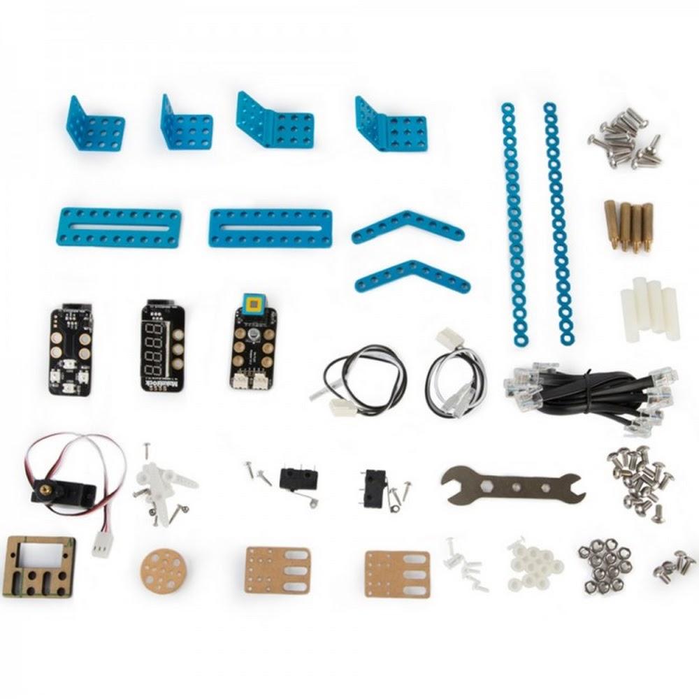 Makeblock 8-in-1 Variety Gizmos Add-on Pack for mBot and Ranger 8合1擴充套裝 (行貨3個月保養)2