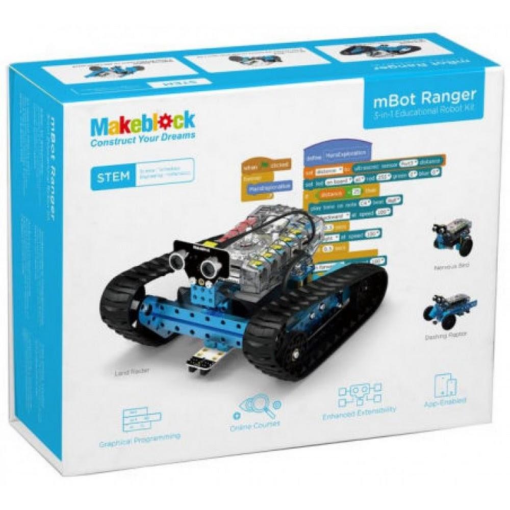 Makeblock mBot Ranger STEM 編程機械人 (行貨3個月保養)2