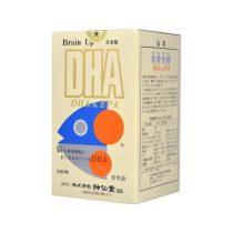深海青背魚油丸 DHA & EPA (日本國內版) (330粒)
