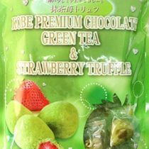 Green Tea Strawberry Chocolate 150g