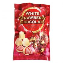 White Strawberry Chocolate 160g