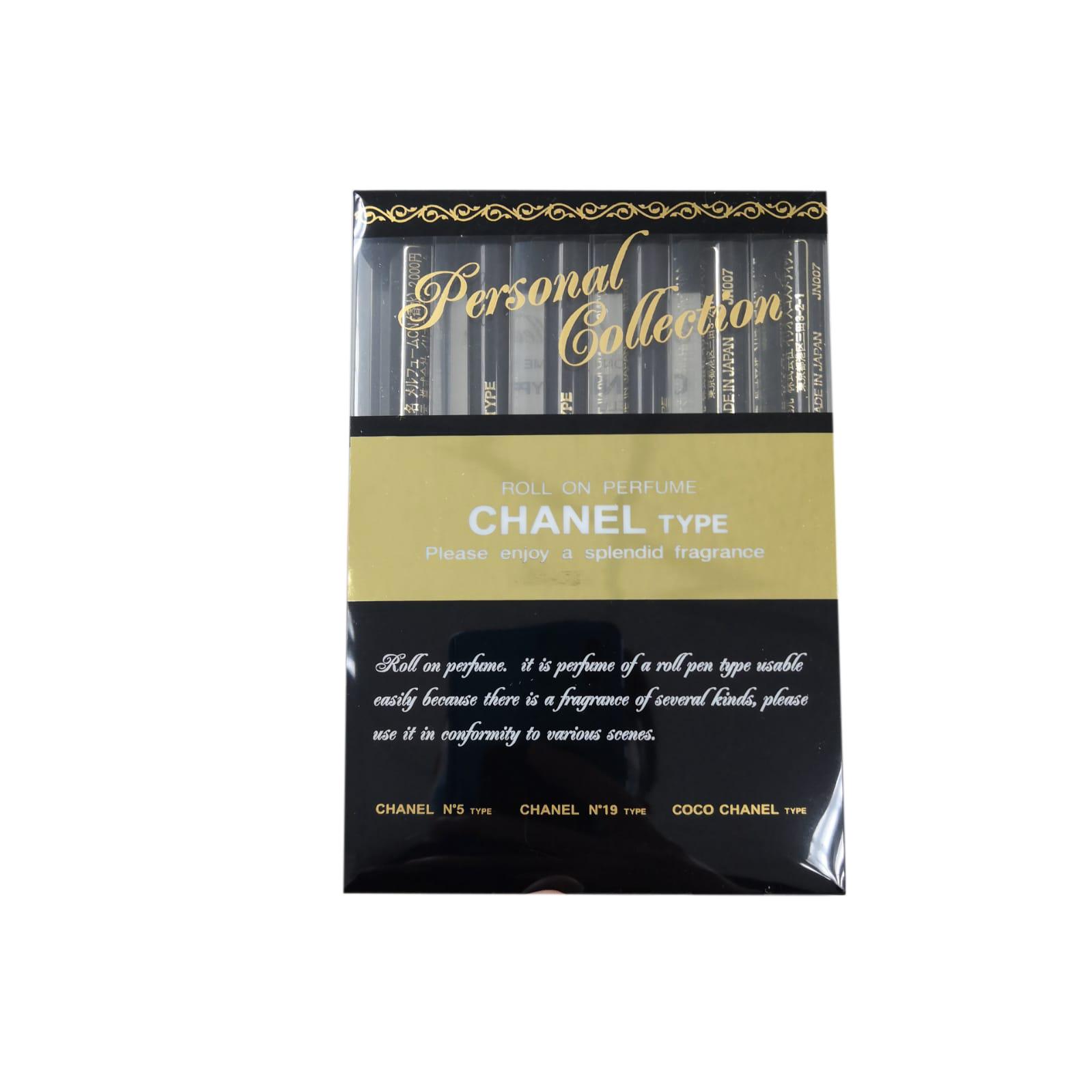 日本Chanel香奈兒香水筆
