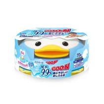 GooN 嬰兒濕紙巾盒裝70片