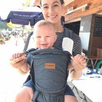 Capella 嬰兒坐墊式揹帶