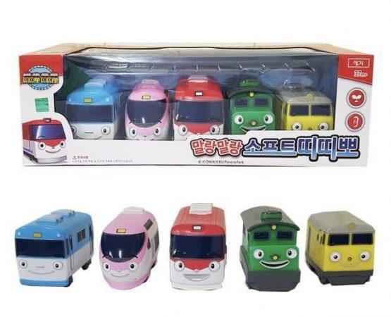 迪迪寶玩具5入火車【韓國🇰🇷直送】