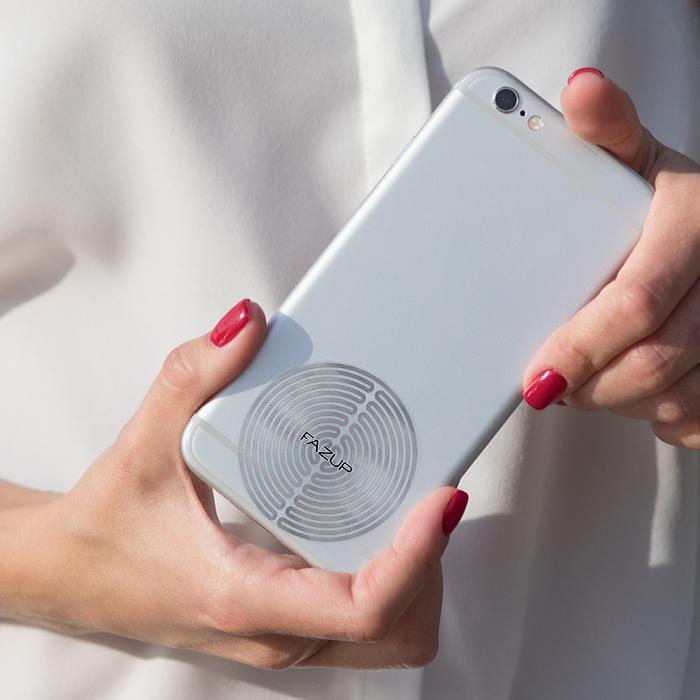 Fazup法國手機防輻射貼(2片裝)3