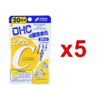 DHC 維他命C補充食品 20日分x5包