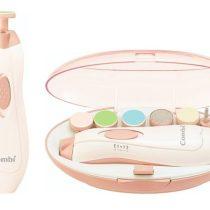 日本COMBI 母嬰兩用電動磨甲器 (粉紅)