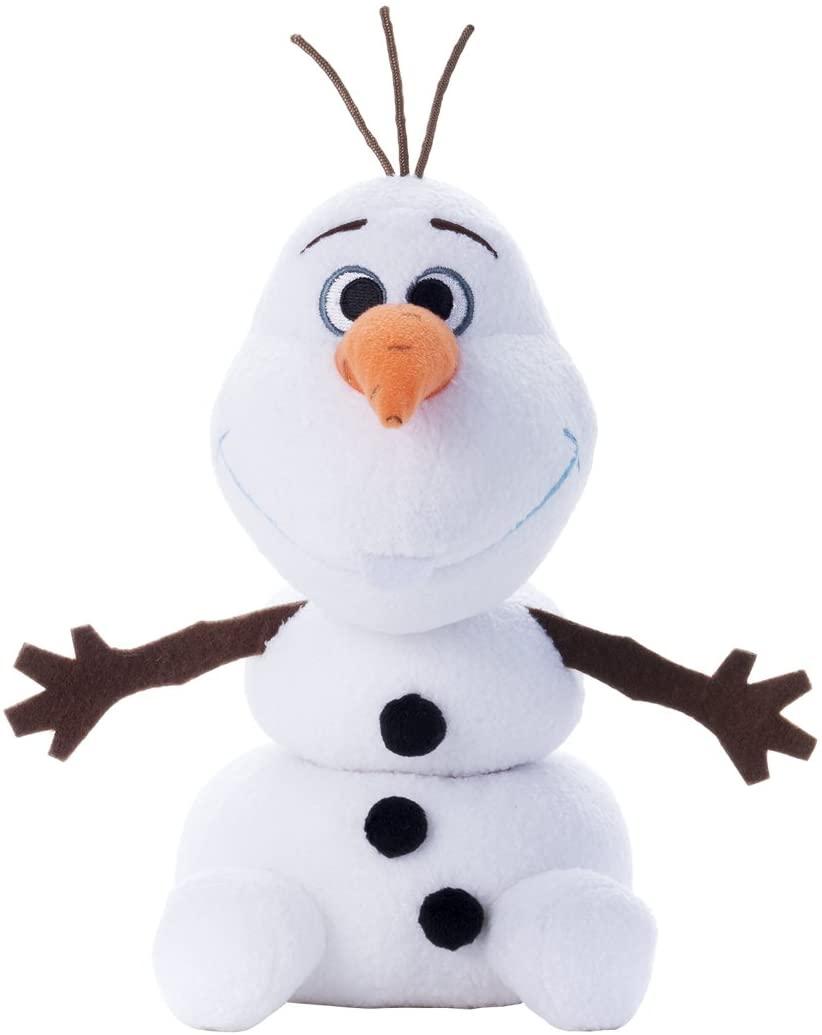 迪士尼 冰雪奇緣 磁鐵毛絨玩具 Olaf(日本進口)