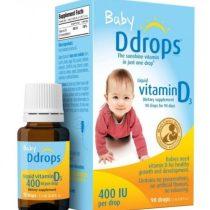 BABY DDROPS - 嬰兒維他命D3滴劑 2.5毫升