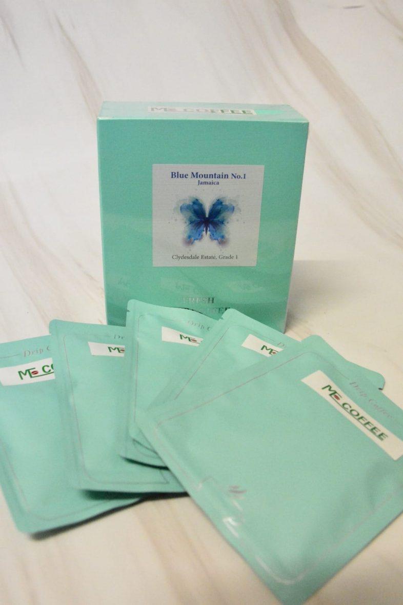 牙買加藍山一號咖啡 Grade 1  (掛耳式一盒6包裝)